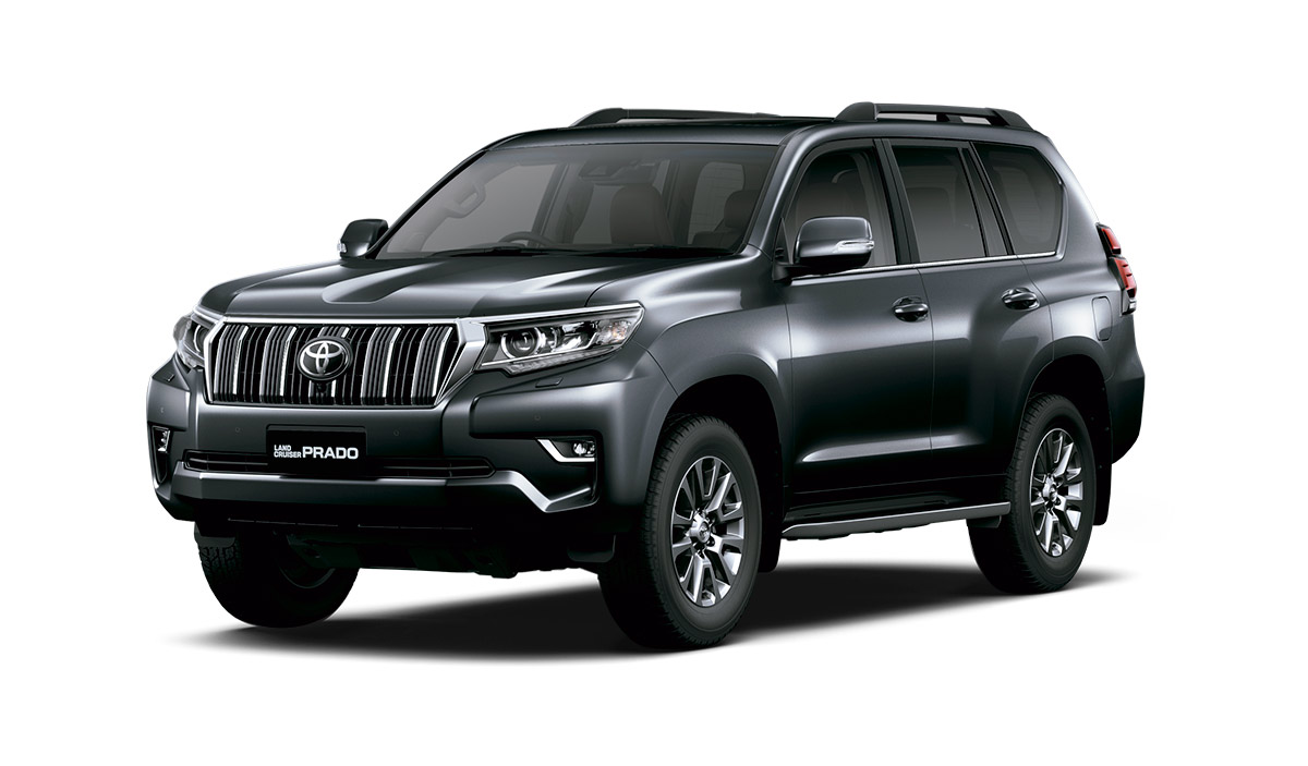 Toyota Land Cruiser Prado 2020 Incomparable Mitsui Automotriz