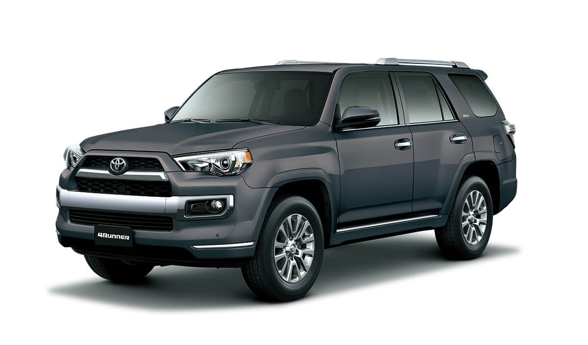 Toyota 4Runner 2020 color Gris Metálico