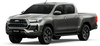 Toyota Hilux 2022 color Gris Oscuro