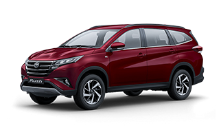 Toyota RUSH 1.5 FULL D-LUX AT 2019