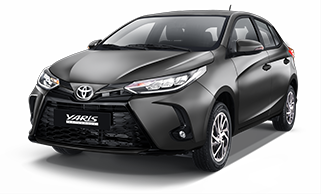 Toyota Yaris Hatchback 2020 color Gris Oscuro